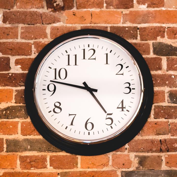 仕事は時間配分を考えて効率よく行おう